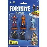 Fortnite - Lot de 5 Figurines Jouets de Collection pour Adultes et Enfants...
