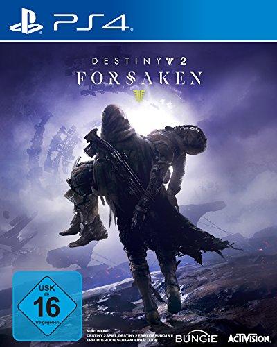 Destiny 2 - Forsaken DLC | PS4 Download Code - deutsches Konto