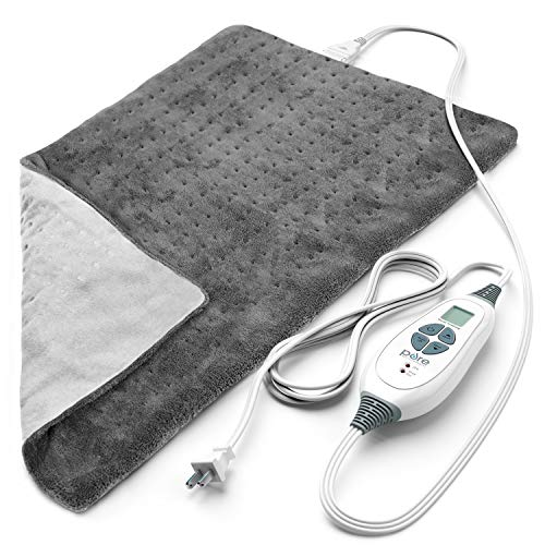 7. Pure Enrichment Electric Therapy Heating Pad