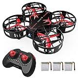 SNAPTAIN H823H Mini Drone Enfant Hélicoptère 21 Mins Autonomie, avec 3...