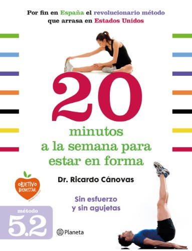 20 minutos a la semana para estar en forma (Prácticos)