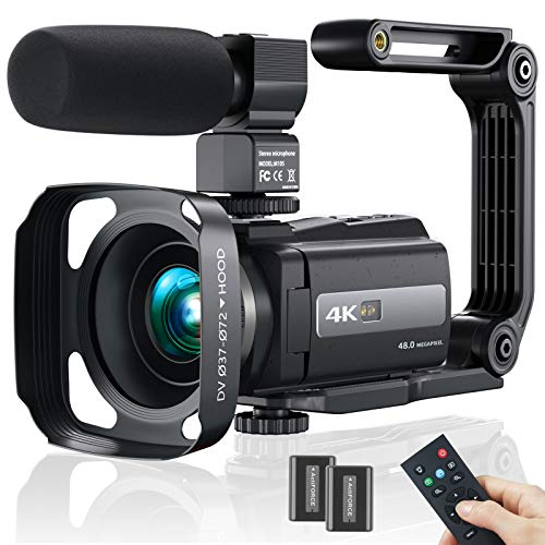 51rRZN1yjaL - The 7 Best Budget Camcorders