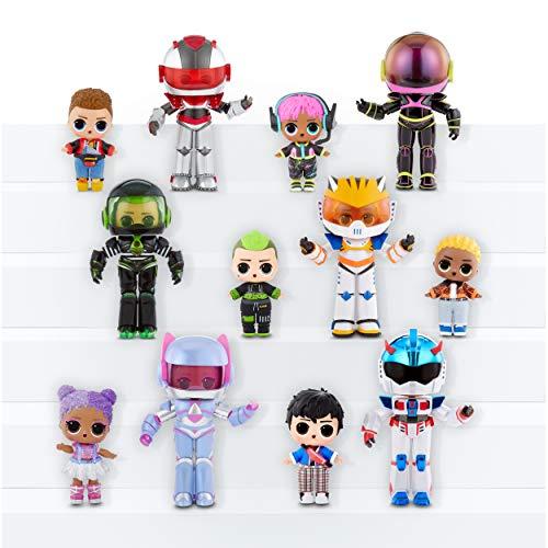 Image 4 - LOL Surprise Garçons Héros d'Arcade - Figurine d'action - Avec 15 surprises, costumes de héros 6 pièces & accessoires