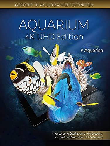 Aquarium 4K (4K UHD)