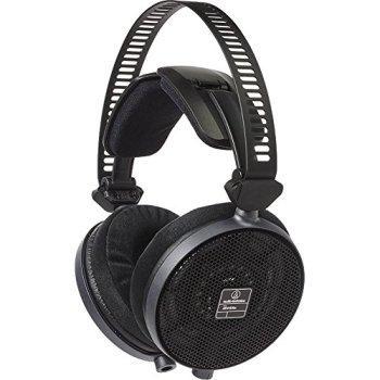 Audio-Technica Professional Open-Back ReAudio-Technica Professional Open-Back Reference Headphones Black (ATH-R70X)