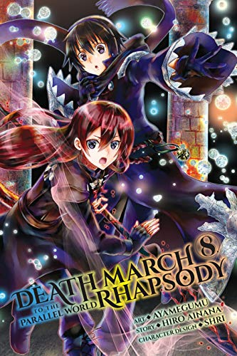 Death march to the parallel world rhapsody vol. 8 (death march to parallel world rhapsody) (english edition)