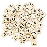 Beyond Dreams 100 Pièces Lettres de Scrabble Alphabet pour Jouer | Lettres en...