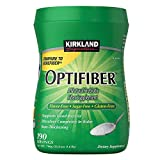 Kirkland Signature OPTIFIBER Sugar Free Favor Free Gluten Free Non Thickening, 25.6 Ounces (190 Servings)