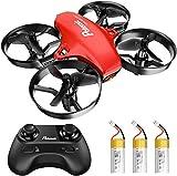 Potensic Mini Drone A20 pour Enfant Hélicoptère avec 3 Batteries,...