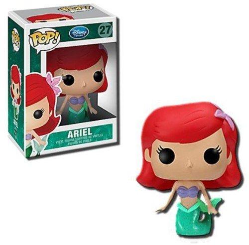 Funko Figura de Acción Disney Ariel La Sirenita