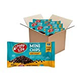 Enjoy Life Baking Chocolate, Soy free, Nut free, Gluten free, Dairy free, Non GMO, Vegan, Paleo, Semi Sweet Mini Chips, 10 Ounce (6 Pack)