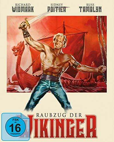 Raubzug der Wikinger - Mediabook (+ DVD) [Blu-ray]