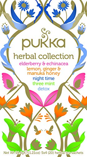 Pukka Herbal Collection Bio - Infuso 20 filtri