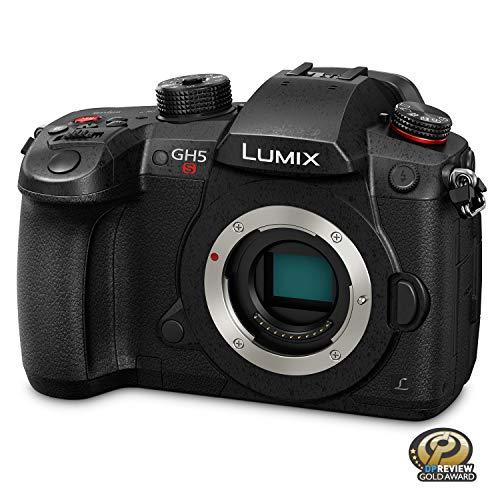 PANASONIC LUMIX GH5S Body 4K Digital Camera, 10.2...
