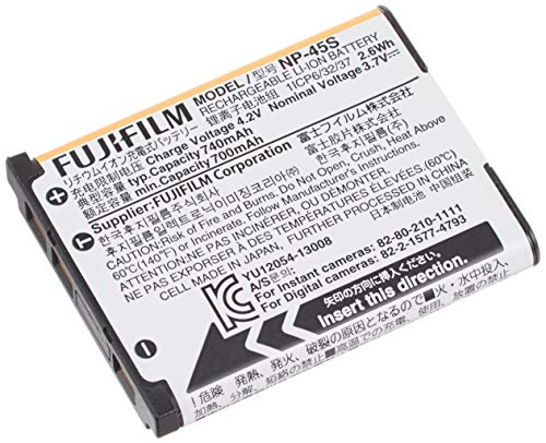 FUJIFILM 充電式バッテリー NP-45S