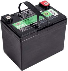 Interstate Batteries 12V 35Ah Deep Cycle Battery (DCM0035) Sealed Lead Acid SLA...