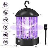 KNMY Lampe Anti-Moustique, Insecte Électrique...