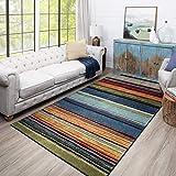 Mohawk Home Rainbow Area Rugs, 6' X 9', Multi