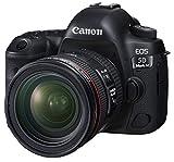 Canon EOS 5d Mark IV (WG) 24–70/4.0EF L IS USM fotocamere digitali 31.7Mpix Nero