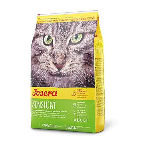 JOSERA SensiCat (1 x 10 kg)   Katzenfutter mit extra verträglicher Rezeptur  ...