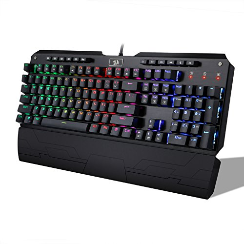 Redragon K555 Mechanical Gaming Keyboard...
