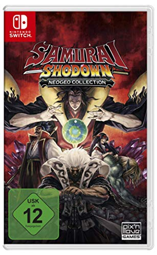 Samurai Showdown NeoGeo Collection - [Nintendo Switch]