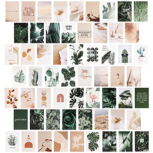 Wall Collage Kit, Photo Collage Kit for Wall Aesthetic, Aesthetic...