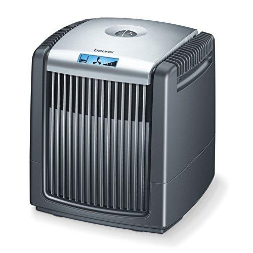 Beurer LW 110 Luftwäscher (zur Luftbefeuchtung und Luftreinigung, für Räume bis 36 m²) weiß