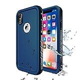 SPORTLINK iPhone X 防水ケース iPhone XS 防水ケース 耐衝撃 防塵 防雪 完全防水 アイフォン ……