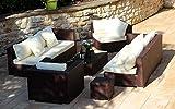 baidani gartenmoebel set lounge im sonnenschein