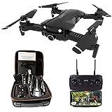Le-idea Drone con Camara 4K HD, Drone 5GHz WiFi FPV, Drones GPS con Camara Profesional, Dron...