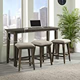 Picket House Furnishings Steele Multipurpose Bar Table Set