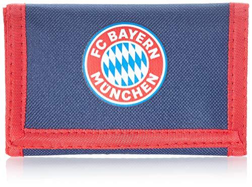 FC Bayern München Accessoire de Voyage- Portefeuille, Unisex, Geldbörse