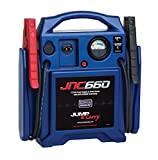 Clore Automotive Jump-N-Carry JNC660 1700 Peak Amp 12 Volt Jump Starter , Blue
