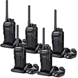 Retevis RT27 Walkie Talkies for Adults Rechargeable Long Range 2 Way Radio Anti Fall 22 CH VOX Two...