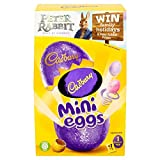 Cadbury Medium Mini Eggs Easter Egg 130g. Best By Date Reads As: DAY/MONTH/YEAR On All Australian and British Food Products