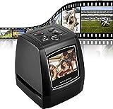 DIGITNOW! Scanner de Diapositives et Négatifs 35 mm,5MP/10MP Film et Diapo...