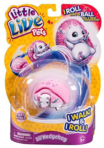 Little Live Pets Hedgehog - Pinky Petals