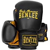 BENLEE Rocky Marciano Draco Chaqueta, Unisex Adulto, Negro/Amarillo, 414 ml