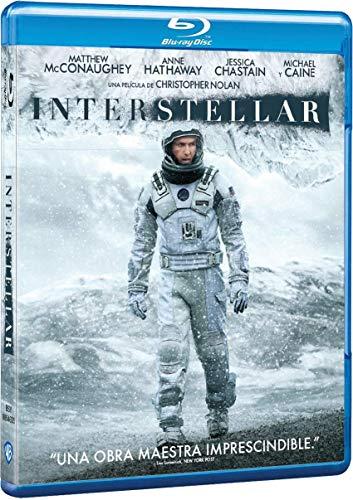 Interstellar (Edición dos discos) [Blu-ray]