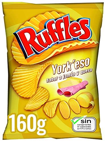 Ruffles Yorkeso Patatas Fritas, 160g