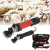 Sinbide 690W Tondeuse à Moutons, avec 6 Vitesse Ajustable, Machine Tondeuse...