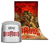 Special Edition GN Laboratories - GODMODE 2020 - Pre-Workout Hardcore Booster Trainingsbooster Bodybuilding 350g (Mango) inkl. Poster After Beastmode comes Godmode