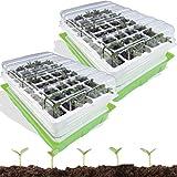 Probache - kit de Germination 40 Godets lot X2 pour semis