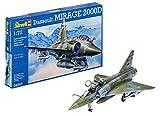 Revell - 04893 - Maquette - Dassault Aviation Mirage 2000 D - Echelle 1:72