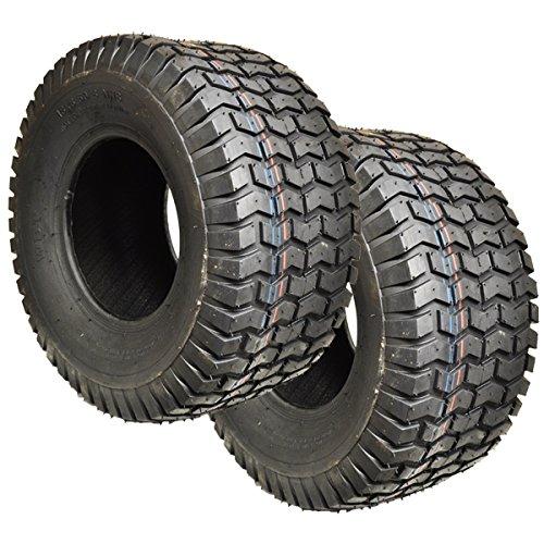 2PK Lawn & Garden Turf Saver Tire 20x8-8 20x8.00-8 20x8x8 Tire