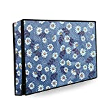 Stylista Printed led tv Cover Compatible for Samsung 43 inches led tvs (All Models)