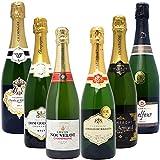 ヴェリタス 高コスパ・高品質シャンパン6本セット((W0CN10SE))(750mlx6本ワインセット)