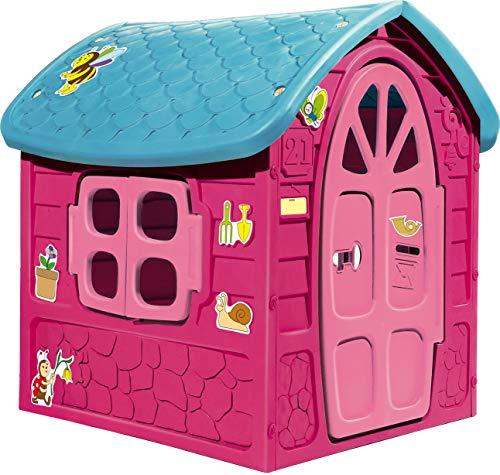 Dohany 5075M Spielhaus, Indoor und Outdoor, Gartenhaus für Kinder ab 2 Jahren
