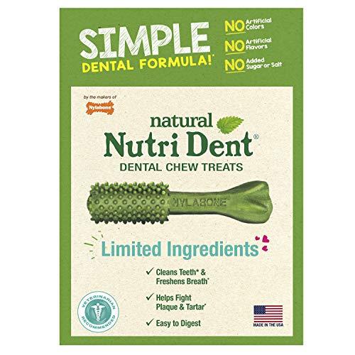 Nylabone Nutri Dent Simple Limited Ingredients...